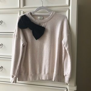 ♠️KATE SPADE♠️ Big Bow Sweater XS